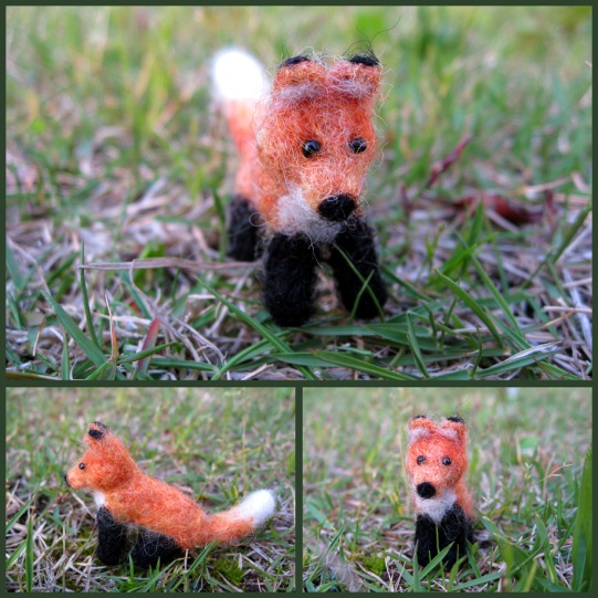 foxfelted